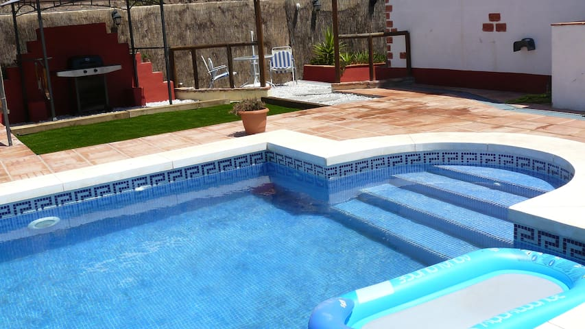 Studio Lorel, Private pool (not shared). - Comares - Apartamento