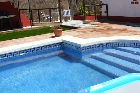 Studio Lorel, Private pool (not shared). - Comares - Appartement