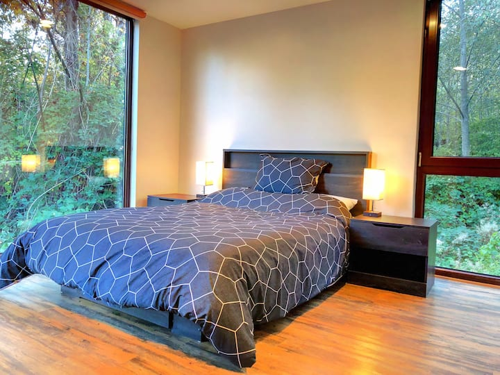 Modern, Tranquil Guest Room in West Seattle