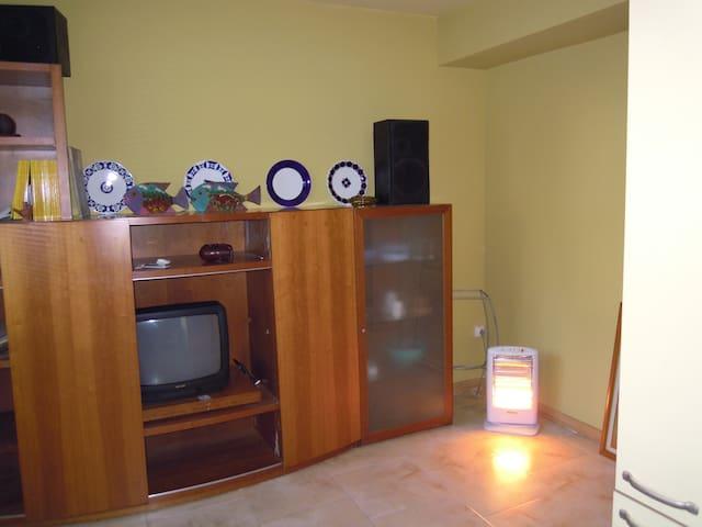 Apartamento con jardín en Perillo - A Coruña - Huoneisto