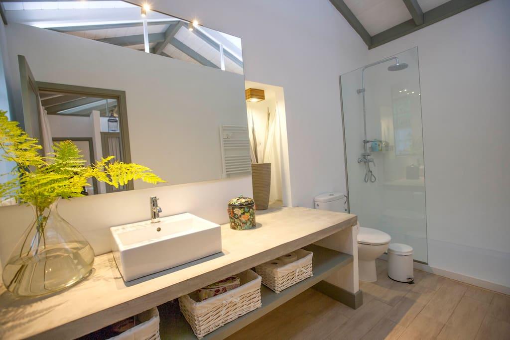 Villa Casa Carmen (2 people) - Bathroom