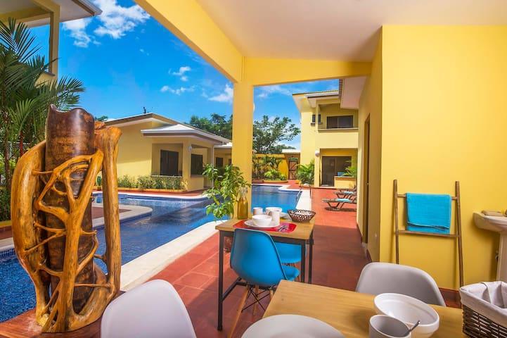Tamarindo Garden Boutique Homes.  Amapola  Home 4