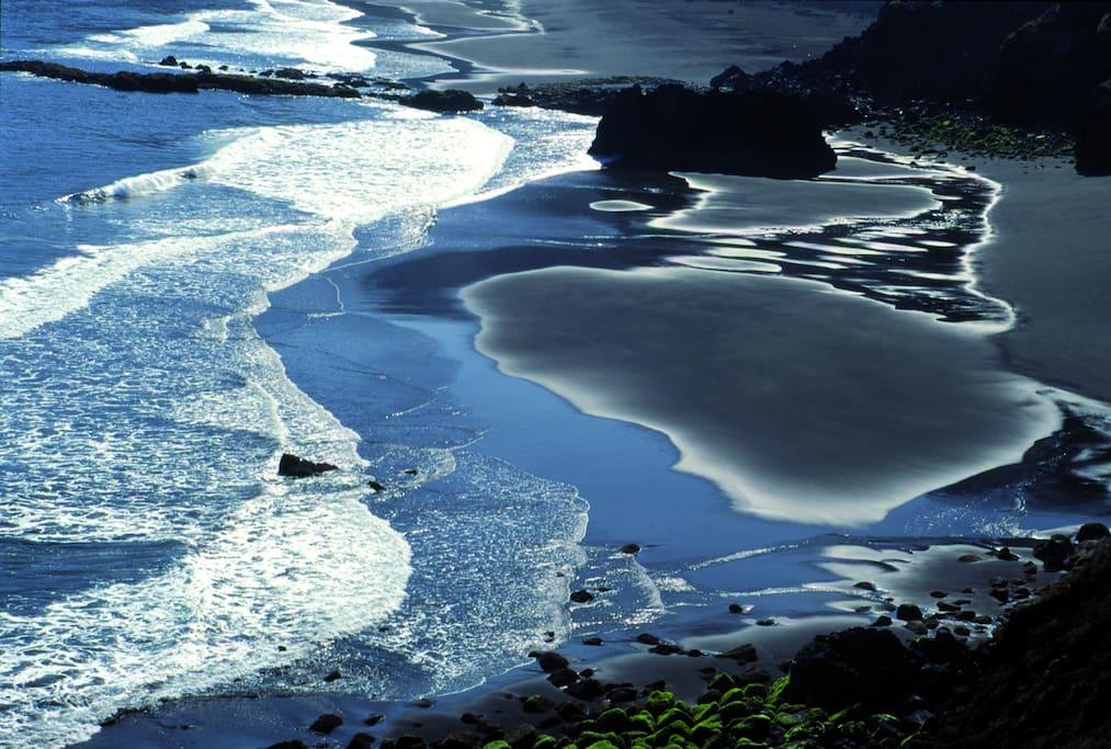 Surroundings - Natural Beaches