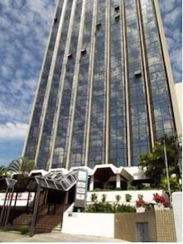 Flat Executivo Alto Padrão Campinas - Campinas - Apartment
