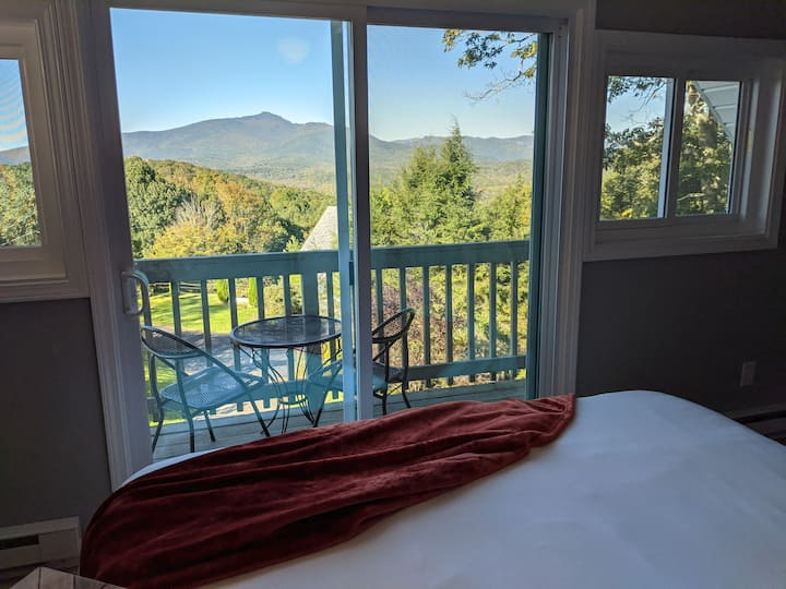 Cone Mt Cottage: Big Views, 5min to Downtown BR