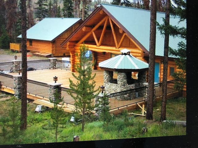 Lac Le Jeune Wilderness Resort Cabin #24