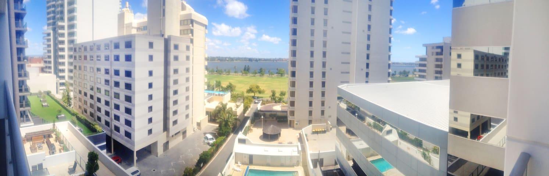 City Apartment in Quiet Location. - Perth - Appartement