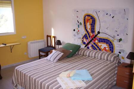 habitación en parque natural - Paüls
