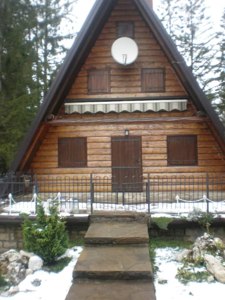 Vlasic, the heart of Bosnia!