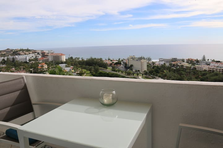 Apartment with seaview terrace - Maspalomas - Appartement