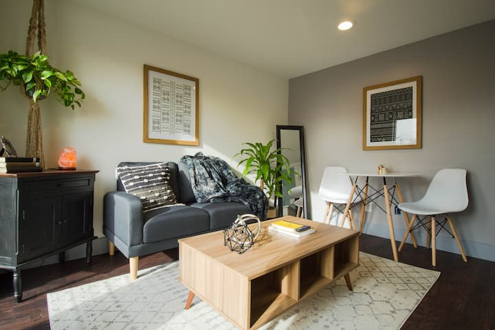 Blissful Boho Guest Suite