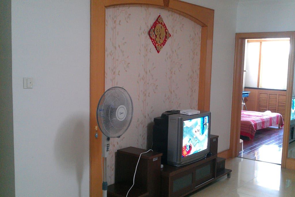 TV and cabling