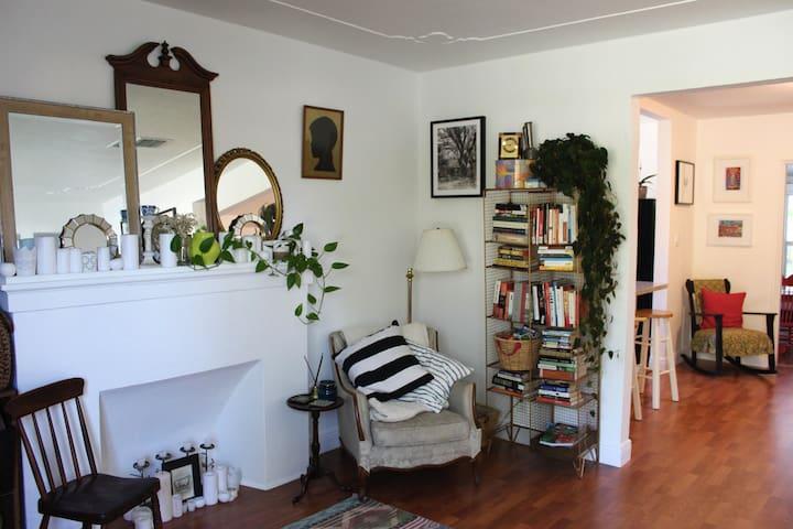 Charming Artist's Room Off Brickell - Miami - Talo