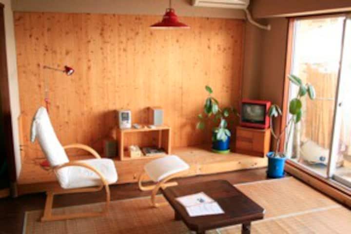 Organic fusion room No air condition