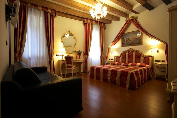 GRAN CANAL apartment. - Venedig - Lägenhet