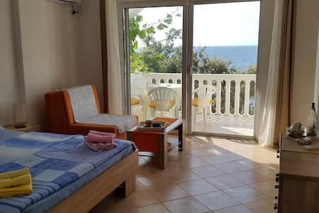 ❤DREAMSEA Apt Nº4 w/ Balcony, Garden & 5m to SEA❤