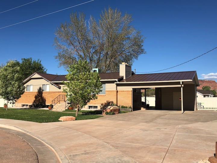 HOME AWAY FROM HOME- NEW LISTING