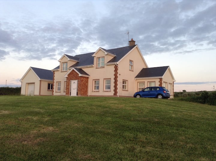 Family  house just outside Miltown Malbay