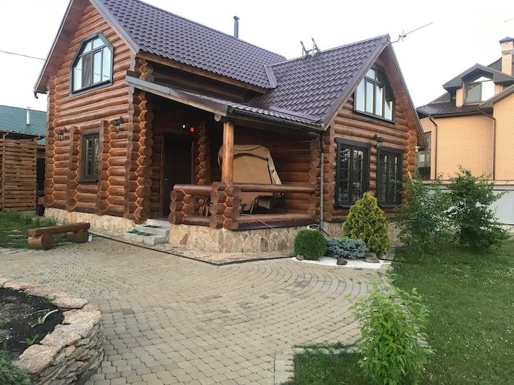 Домик в деревне, рядом  с Екатеринбургом