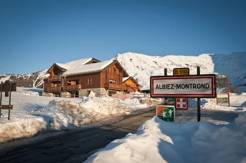 ALBIEZ DOMAINE SKIABLE OURS 1