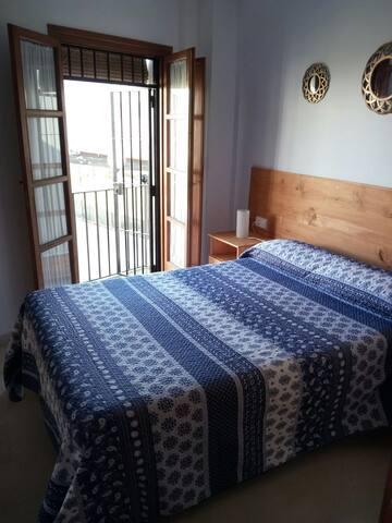 Suite en casa Cordobesa con parking - Cordoba - Huis