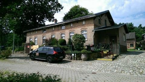 """Ferienparadies Schneidemühle  """"Zum Sonnenaufgang"""""""