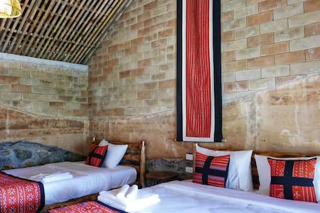 Bungalow#7 - Lao Than: Sapa Mountain Eco Lodge
