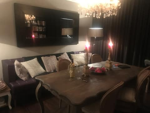 Private part of apartment in top location in Bussum