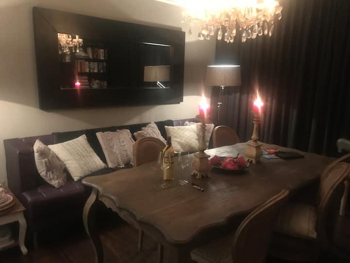 Prive deel van appartement op toplocatie in Bussum