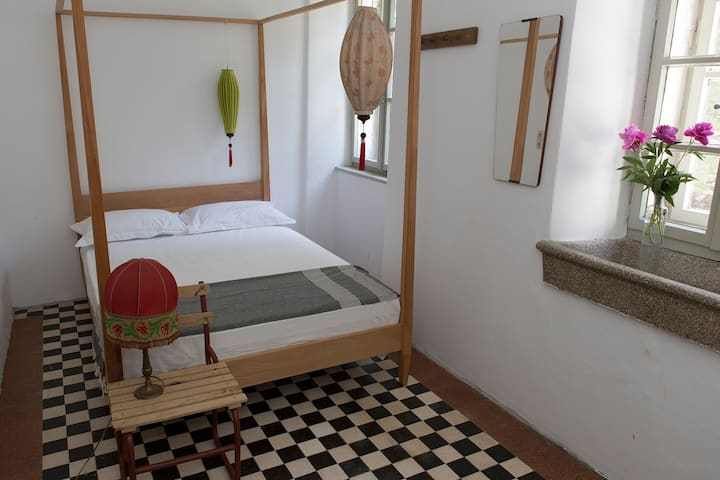 Amarcord B&B Skola - Double Room (+ 1 bed )