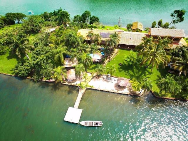 Ilha Paradisíaca Particular - Ilha do Beca