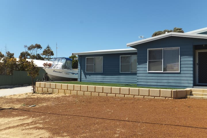Bluewater Beauty - Jurien Bay - Rumah