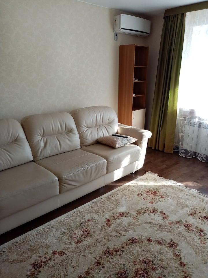 2-комнатные Апартаменты на Мопра