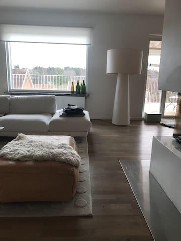 Contemporary Scandinavian style - Lidingö - Casa