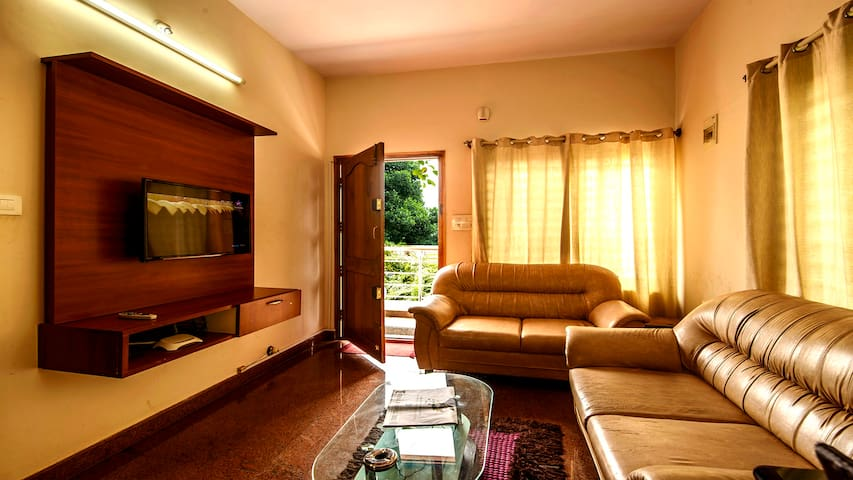 1 Bedroom Service Apartment near Manyata Tech Park