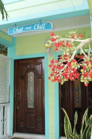 Chat & Chill Condo #1