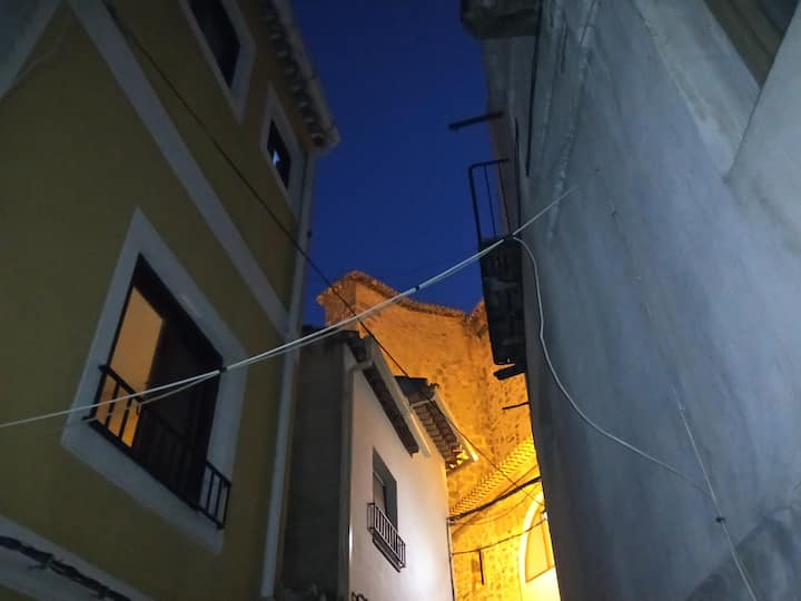 Casa El Disfrute Moratalla