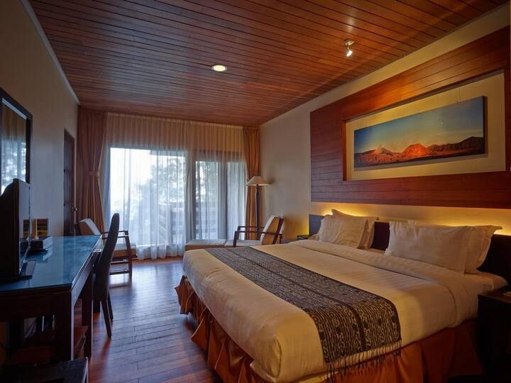 Executive room at Jiwa Jawa Bromo
