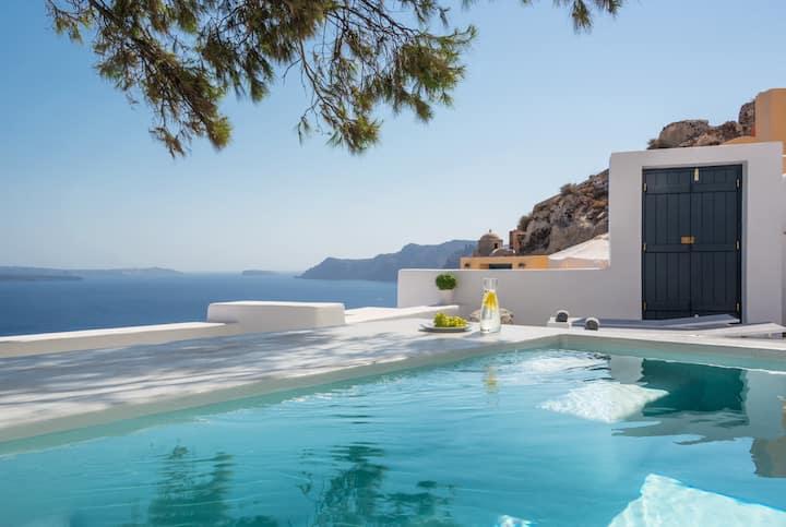 Pina Caldera (Cave-House Villa with Private Pool)