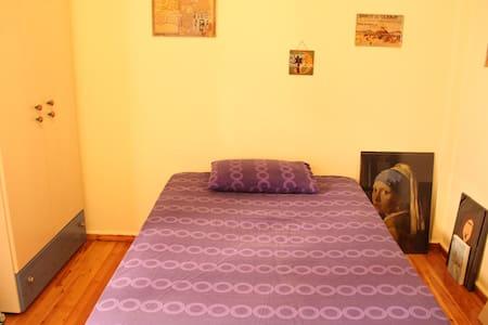 Artistic appartment in the heart of the city! - Thessaloniki - Pis