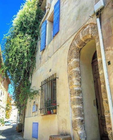 Jolie maison provençale - Meyrargues - Townhouse