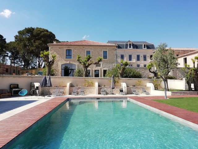 Gîte Massai - Château la Vidalle