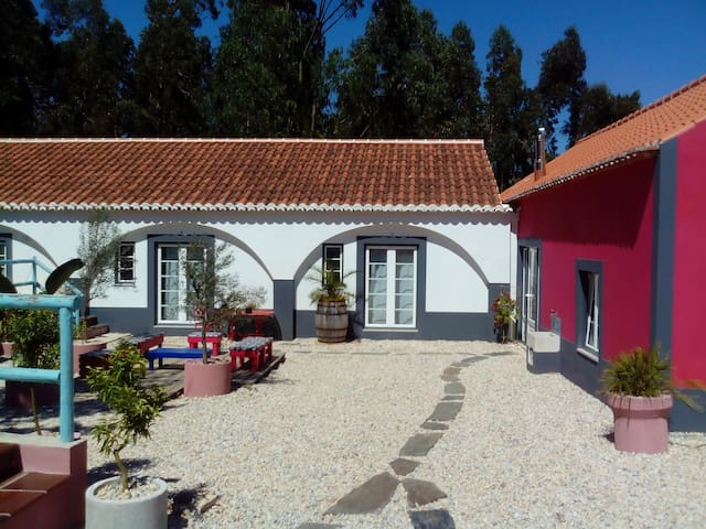 B&B da Mata | Authentic Quinta Silver Coast - Carvalhal - Penzion (B&B)