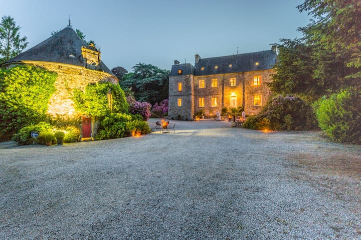 C16th Normandy Chateau Estate