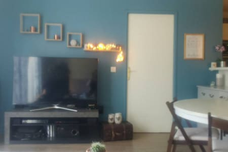 petit appartement cosy - Éragny