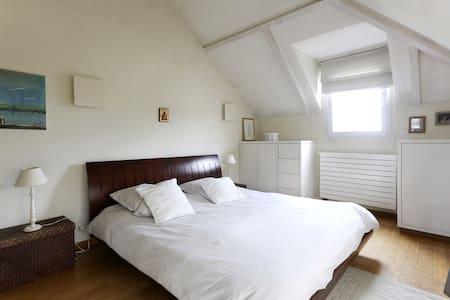 Chambre double à 10 min de Disney - Bussy-Saint-Georges - Hus