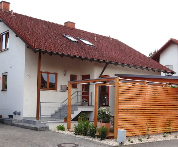 Ferienwohnung Nähe Freiburg - Endingen am Kaiserstuhl - Appartement