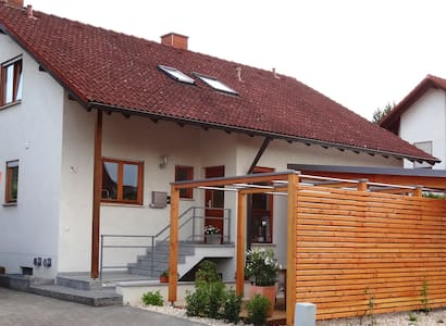 Ferienwohnung Nähe Freiburg - Endingen am Kaiserstuhl - Apartemen