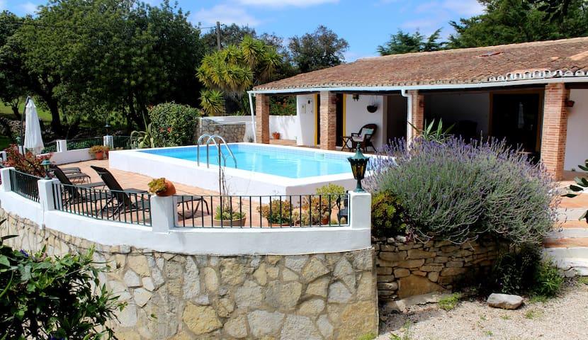 La Quinta: Private property with swimming pool