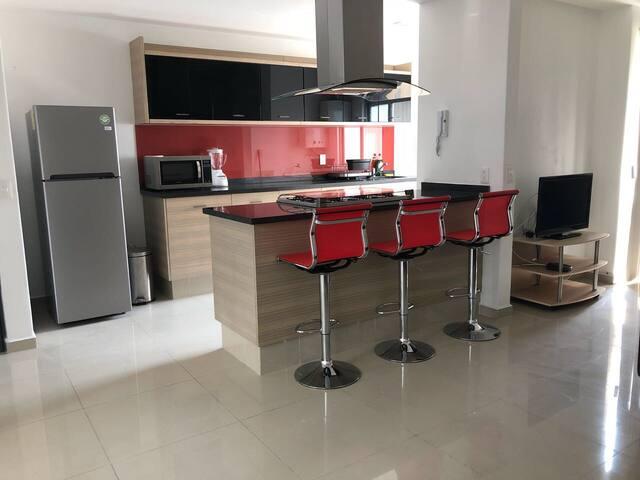 Loft completo con todos los servicios